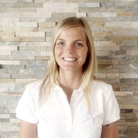 Anne Werner - Flächentrainerin